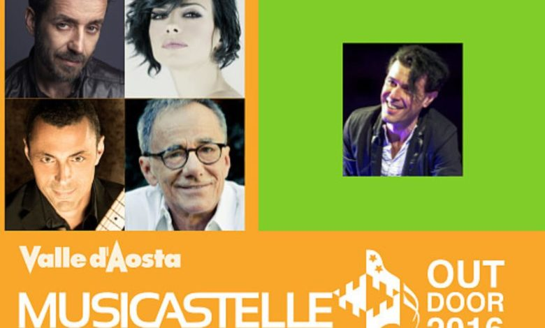 Photo of Silvestri, Dolcenera, Britti, Vecchioni e Bosso a Musicastelle Outdoor