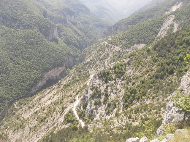 sentiero majella