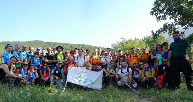 Photo of Il Club 2000m diventa una grande famiglia di appenninisti