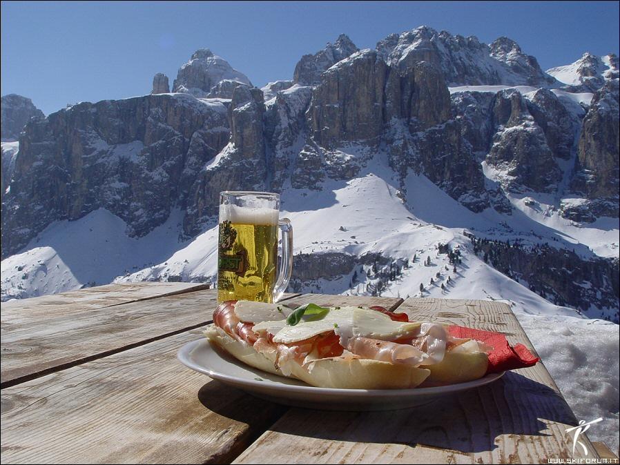 birra montagna sport