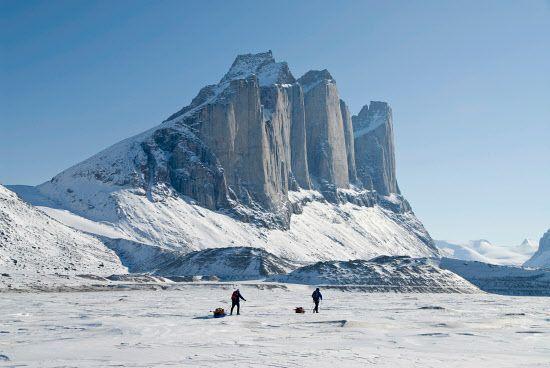 Photo of I Ragni aprono nuova via sul Great Sail Peak