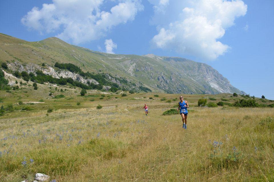 eco trail due parchi