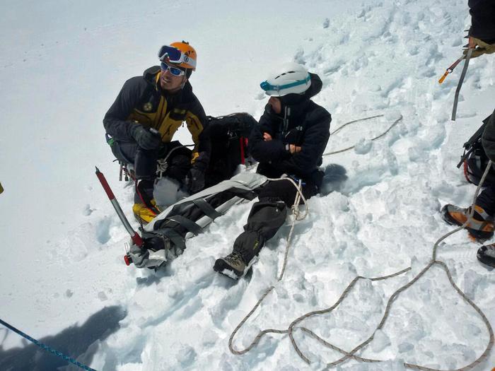 Soccorsi Monte Bianco