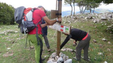 """Photo of Parco Monti Aurunci, parte """"Adotta un sentiero"""""""