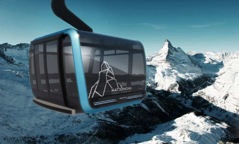 """Photo of Gli svizzeri: """"Sul Piccolo Cervino la funivia più alta delle Alpi"""""""