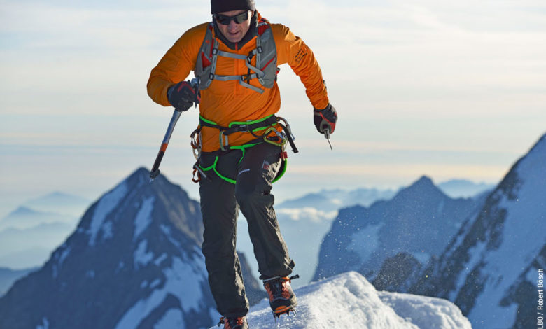 Photo of Due minuti con Ueli Steck… di corsa!