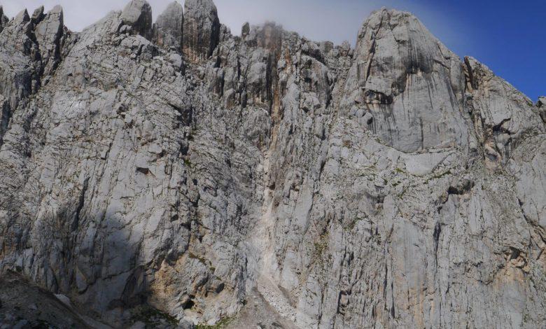 Photo of Ecco l'effetto del terremoto sul Corno Piccolo (Gran Sasso)