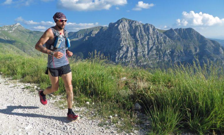 Photo of Alessandro Maraviglia, impresa da 65 km (13 ore) sui Sibillini
