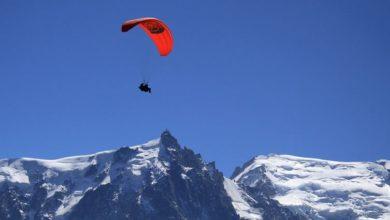 Photo of Monte Bianco, divieto di volo a deltaplani e parapendii