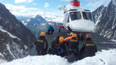 Photo of Morti due alpinisti sul Monte Rosa