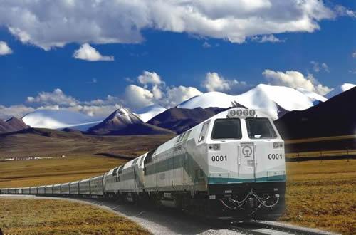 treno tibet nepal