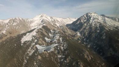 Photo of Caccia militare si schianta su Alpi svizzere, morto il pilota