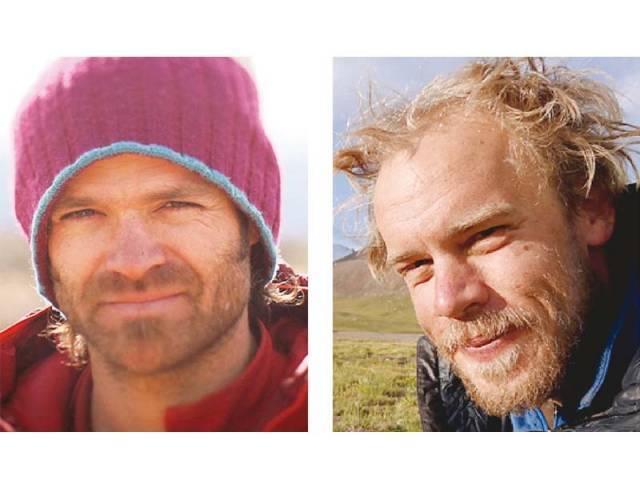 alpinisti statunitensi