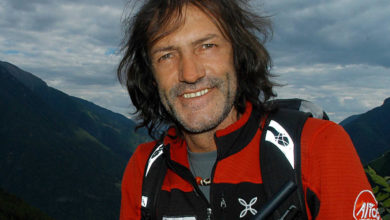 Photo of Buon compleanno Hans Kammerlander!