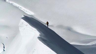 Photo of Ueli Steck: in 16 ore su Monch, Eiger e Jungfrau