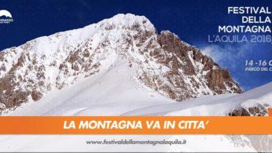Photo of Festival Montagna a L'Aquila con Tom Ballard, Manolo e Federica Mingolla