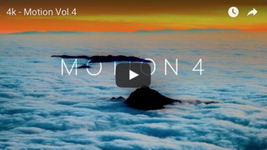 Photo of Nuova perla di Yuri Palma: 4k – Motion Vol.4