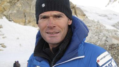 Photo of Alberto Iñurrategi, il 4° alpinista a salire i 14 Ottomila senza ossigeno