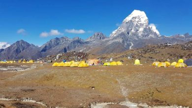 Photo of Ama Dablam, la bella dell'Himalaya
