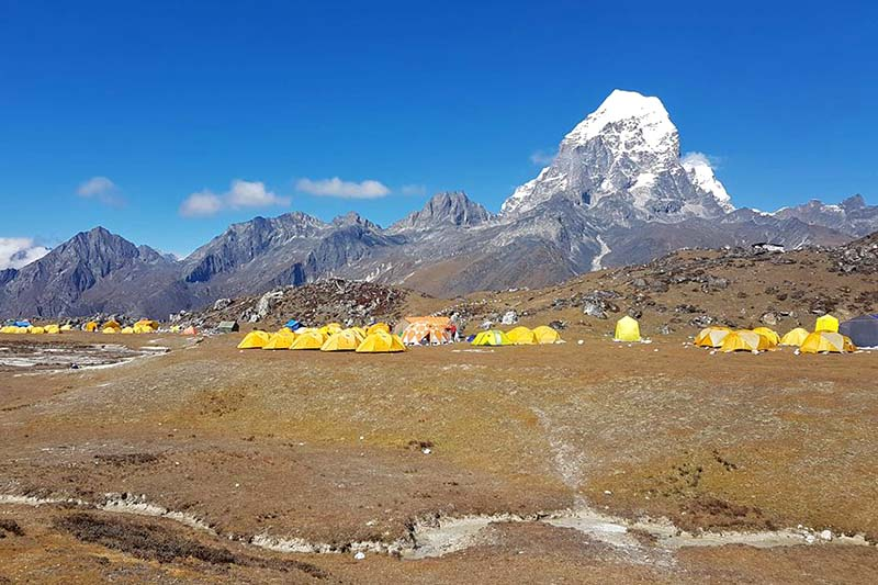 Photo Courtesy: Mingma Sherpa