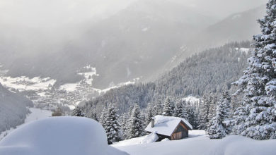 Photo of Arriva la neve su Alpi e Appennino
