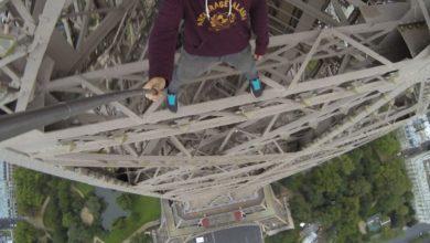 """Photo of La """"scalata"""" di Kingston alla Torre Eiffel (e non solo) in un libro"""