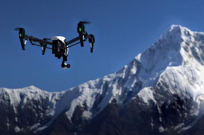 drone monviso