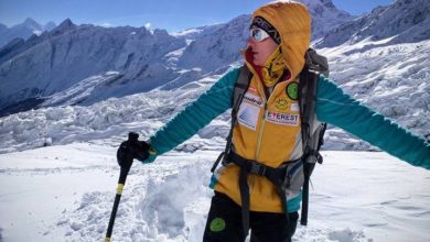 Photo of Elisabeth Revol rinuncia al Manaslu