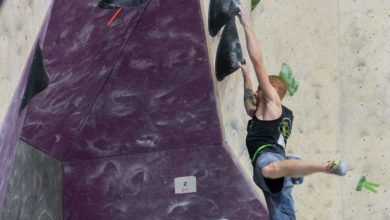 Photo of Coppa Italia Boulder, prima tappa a Moroni e Tesio
