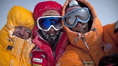 Photo of Urubko, Moro e Richards: prima invernale sul Gasherbrum II