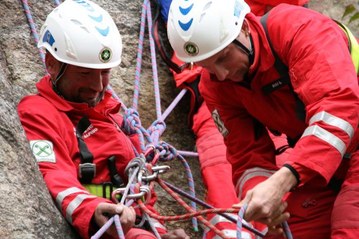 Soccorso alpino dell'Alpenverein altoatesino (Avs)