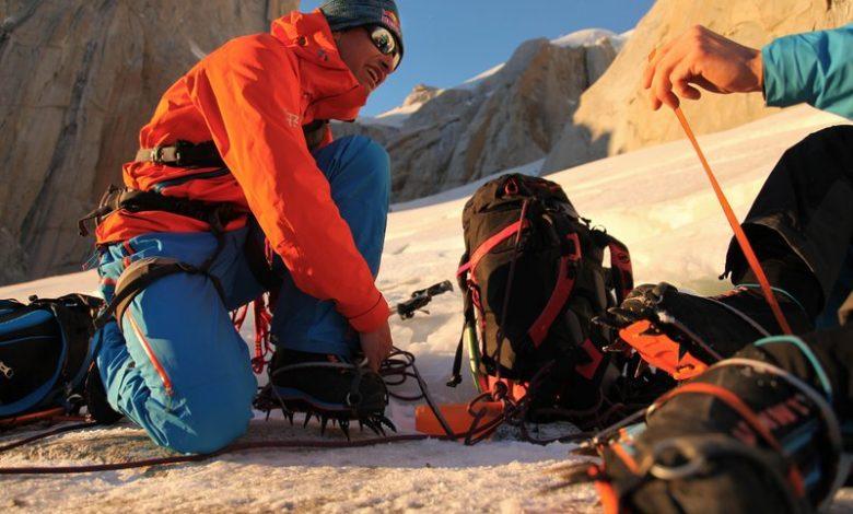 Photo of Via del Compressore Cerro Torre, il film della libera di David Lama