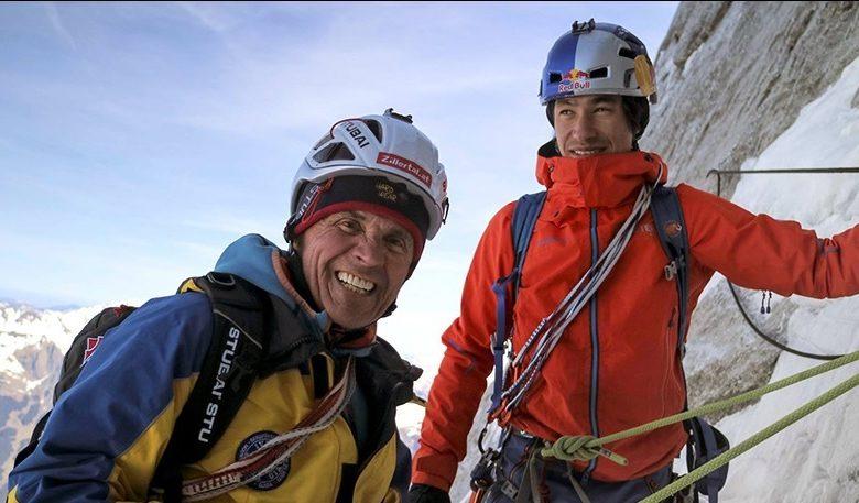 Photo of A 74 anni Peter Habeler torna sulla nord dell'Eiger con David Lama