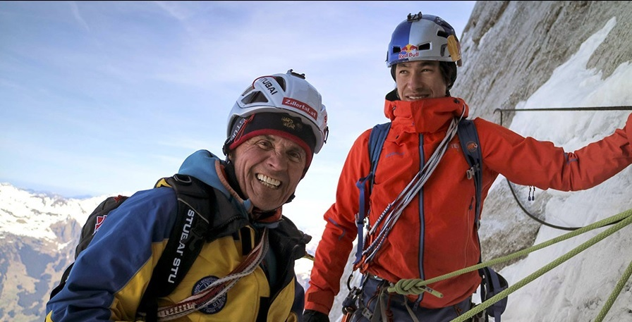 Peter habeler david lama