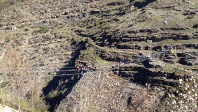 Photo of Appennino Lucano, inaugurato ponte tibetano lungo 300 metri