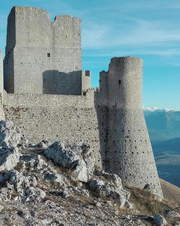 Calascio (L'Aquila) - Rocca Calascio