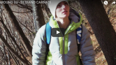 Photo of Around 9a, il video di Stefano Carnati