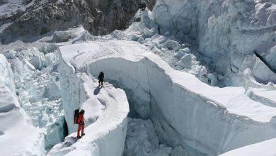 Photo of Mario Vielmo: Icefall, un viaggio infernale per il Paradiso