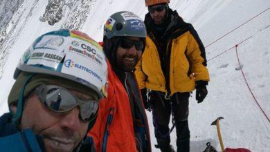 Photo of Spedizione italiana in vetta al Lhotse