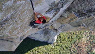 Photo of Il video della prima free solo di El Capitan di Alex Honnold
