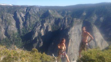 Photo of El Capitan, prima salita di The Nose… senza vestiti