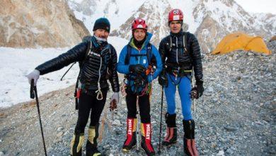 Photo of Iñurrategi, Vallejo e Zabalza ritentano traversata Gasherbrum