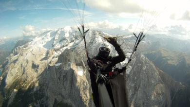 Photo of Alpi Show: via a Campionato mondiale Parapendio e Red Bull X-Alps