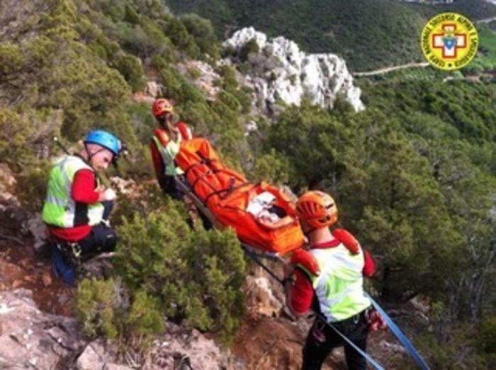 Nuoro soccorso alpino