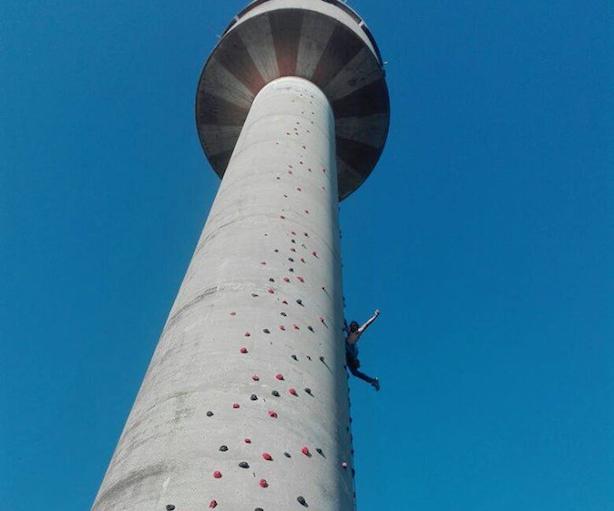 torre arrampicata