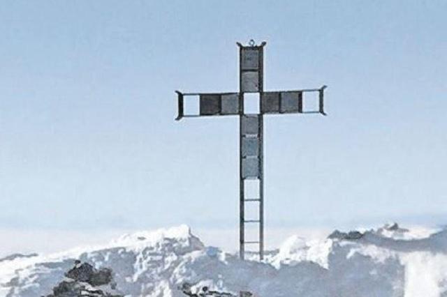 croce montagna