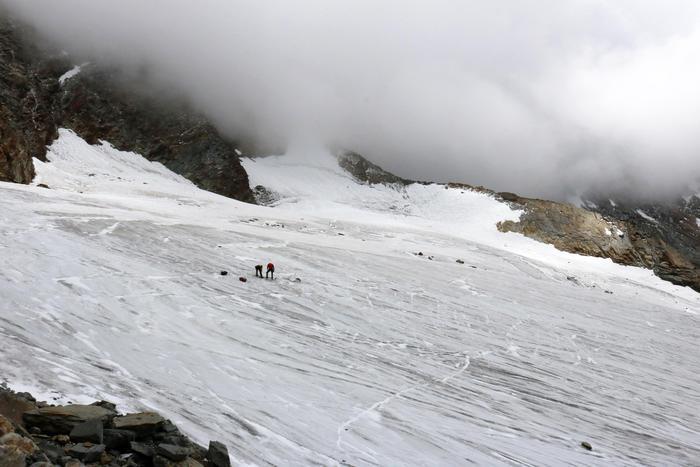 Photo of Corpo alpinista riaffiora dal ghiaccio dopo 30 anni