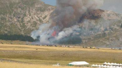 Photo of Gran Sasso, incendio a Fonte Vetica: 5 indagati