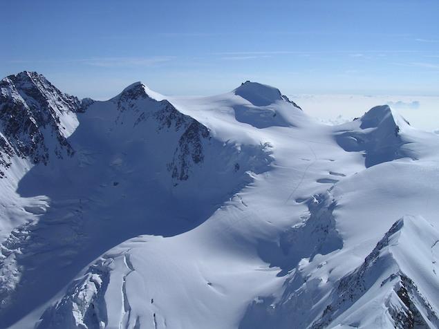 monte rosa guide alpine