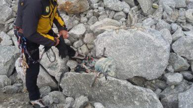 Photo of Scioglimento ghiacciai, ancora resti umani. Stavolta sul Brenva